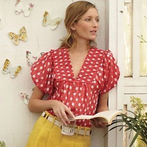 Anthropologie | blouse
